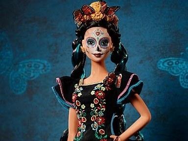 Where is the Dia de Muertos Barbie?