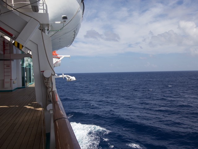 Empress of the Seas Live Blog - Day Four - Sea Day