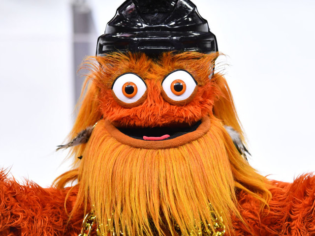 The cops are investigating whether Gritty decked a kid