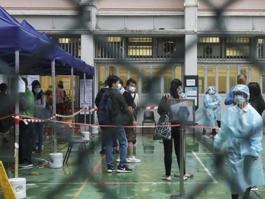 Hong Kong Imposes Unprecedented COVID Lockdown As China Scrambles To Protect Beijing