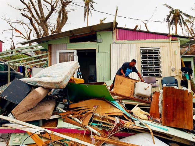 Hurricane Maria's Actual Death Toll May Be 17 Times Higher Than the Current Official Count