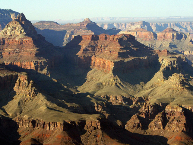 Three dead after helicopter crashes in Grand Canyon