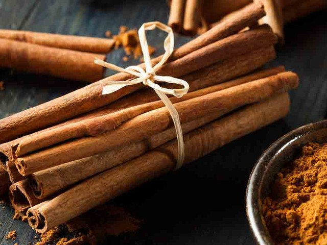 Keep Your Health in Check With Cinnamon
