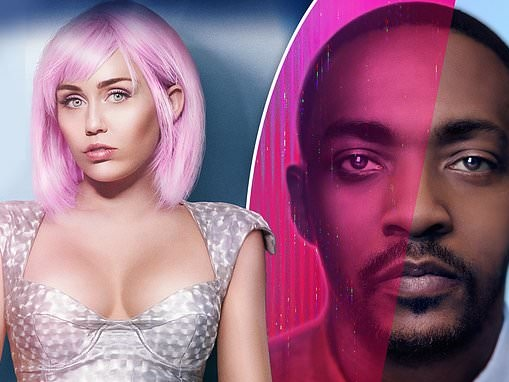 Black Mirror season 5 artwork features plastic Miley Cyrus, terrifying cab ride and creepy reunion