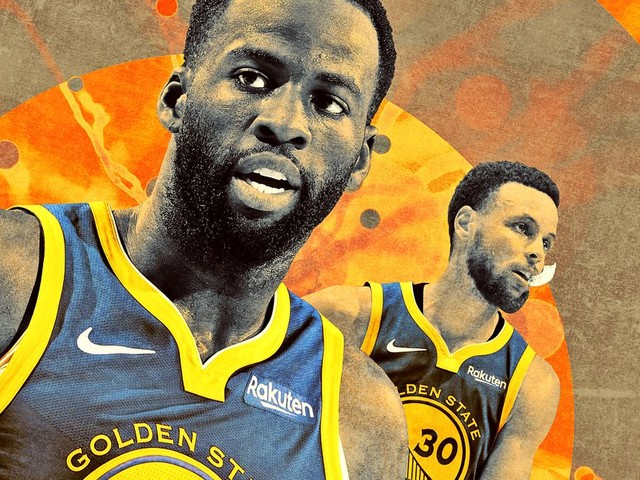 The Warriors Are Counting on Draymond to Guide Them to a New Era