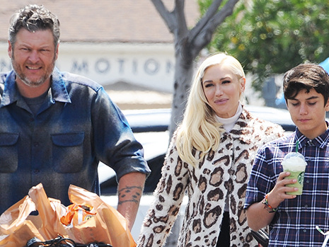Gwen Stefani's Son, Kingston, 14, Admits He 'Hates' Country After Fan Asked If He Listens To Blake Shelton's Music