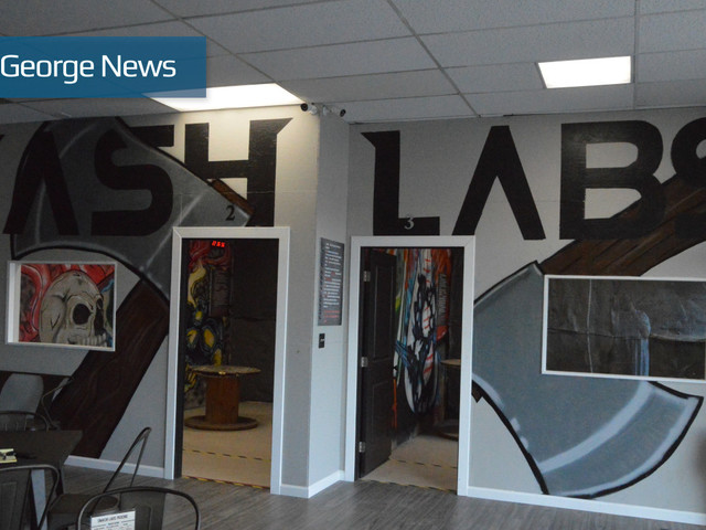 New smash room in St. George is becoming all the rage