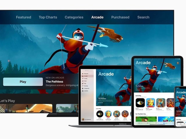 Apple reportedly spending $500 million to fund development of 100+ games for its Apple Arcade subscription service