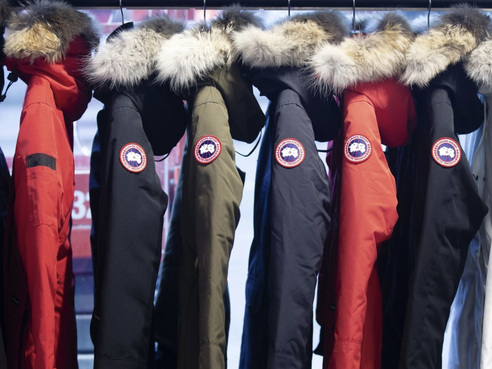 Credit Suisse Books $60 Million Loss On Canada Goose