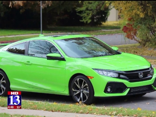 Shifts in brake technology in the Honda Civic Si