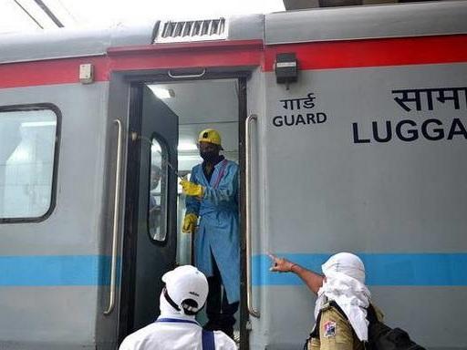 Cyclone Nisarga | Railways on alert