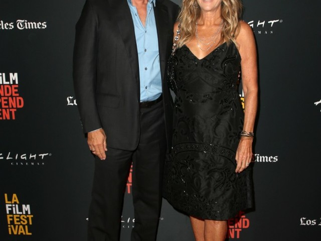 Tom Hanks and Rita Wilson make soup together on their days off
