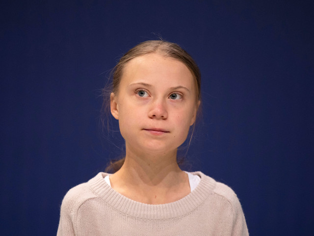 Greta Thunberg Calls Out World Leaders With Climate Crisis Stats