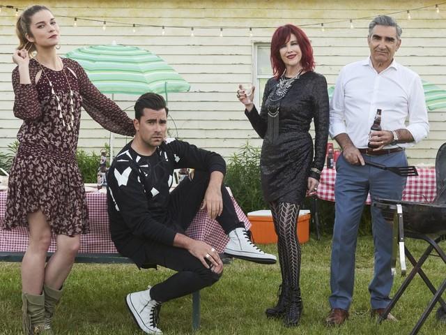 How 'Schitt's Creek' evolved into a great TV comedy