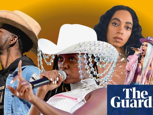 Fight for your right to yeehaw: Lil Nas X and country's race problem