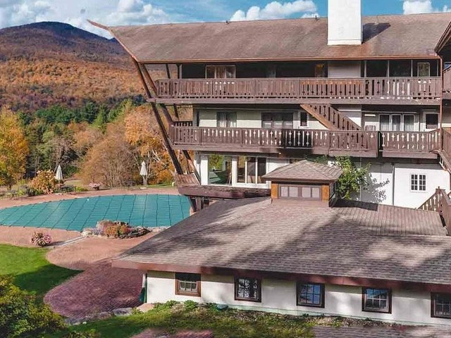 The best hotels for enjoying the fall foliage in the Northeast
