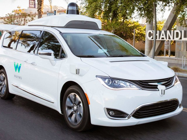 Waymo's Autonomous Cars And Drivers Are Being Attacked In Arizona