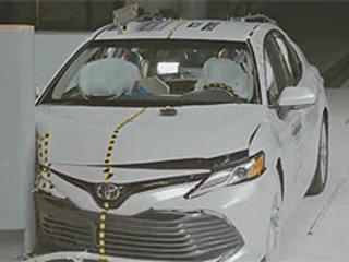 Motor News: Passenger Side Crash Tests