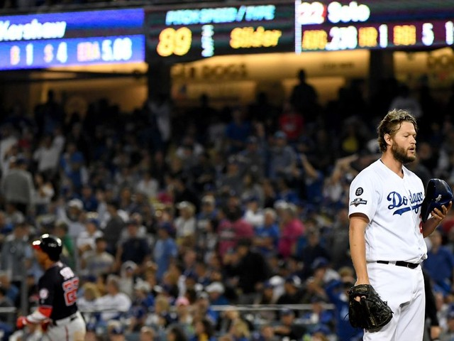The Clayton Kershaw Playoff Narrative Will Never Go Away