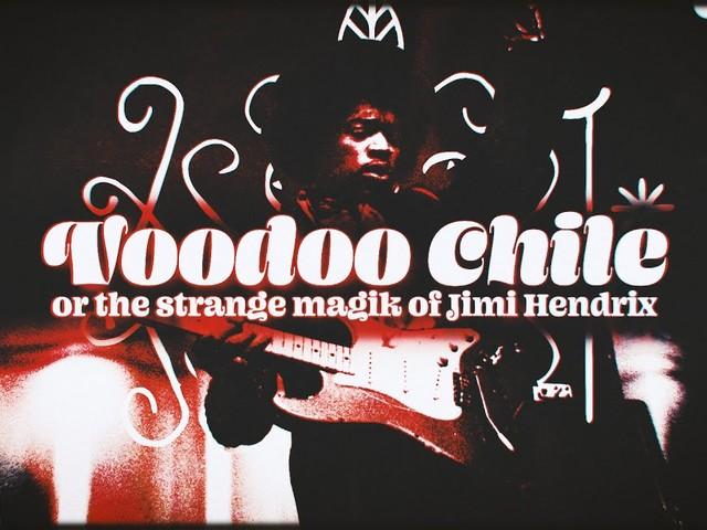 """The Strange Magic of Jimi Hendrix's """"Voodoo Chile"""""""