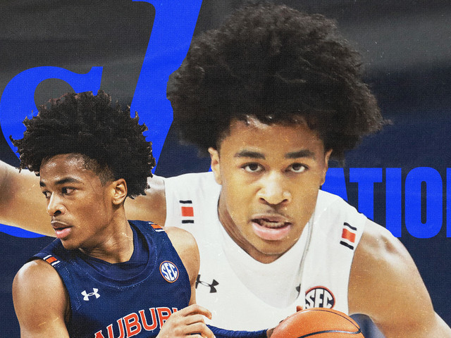Sharife Cooper is the 2021 NBA Draft's Point God in training