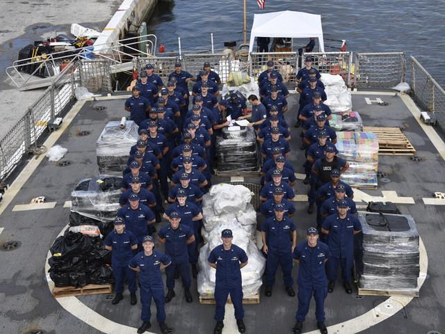 Maine Coast Guard Seizes $200 Million Of Cocaine, Saves Sea Turtles