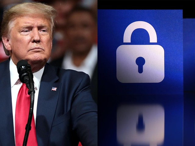 Trump is still suspended from Facebook and Instagram, despite reports to the contrary