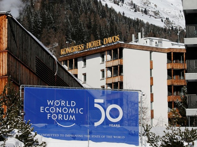 Davos isn't glamorous for everyone. Here's what it's really like to attend the exclusive economic conference that brings billionaires together with business and political leaders from across the globe.