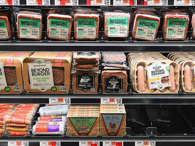 Plant-based foods agree on labeling standards to help fight attacks from the meat industry