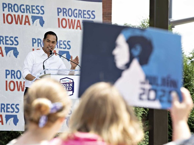 The Trailer: Julián Castro is escaping the back of the Democratic pack. How far will he get?