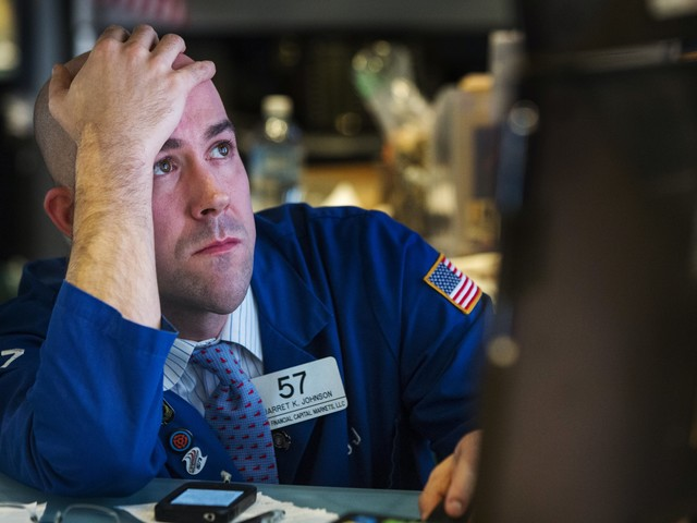 Wall Street wipes out 2018 gains as FAANG stocks slide into a bear market