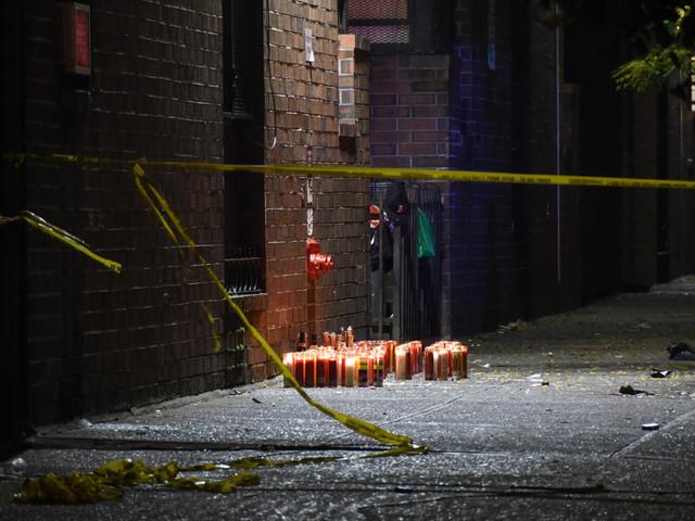 12 shot, 2 killed as NYC gun violence continues to surge