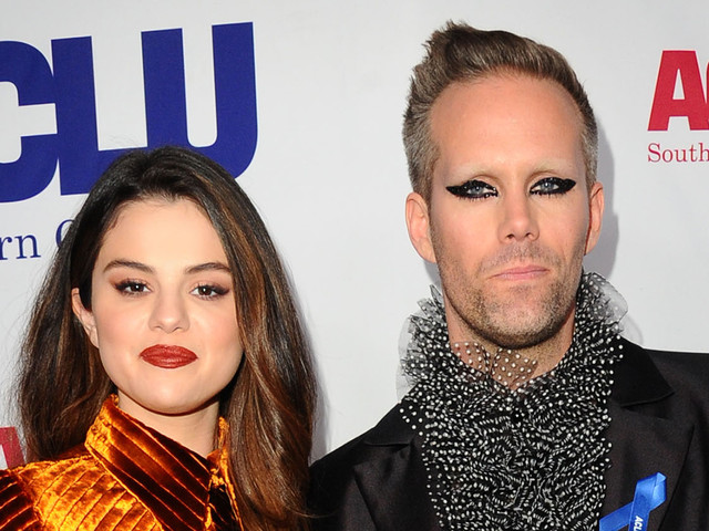 Selena Gomez Supports Songwriter Justin Tranter at Bill of Rights Dinner 2019