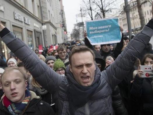 Amnesty InternationalRescinds Navalny's 'Prisoner Of Conscience' Status After Discovering His Past