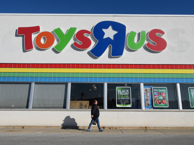 Bankrupt Toys R Us can pay executives millions of dollars in bonuses, judge rules