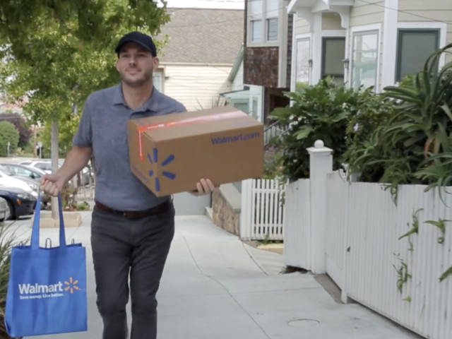 Here is a list of last mile delivery companies and startups fighting to ship items same day for less (AMZN, UPS, FDX, XPO, WMT)