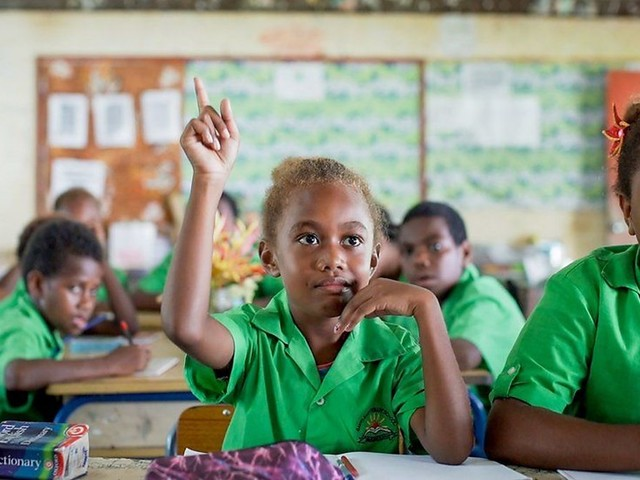 World leaders gather to tackle global education crisis