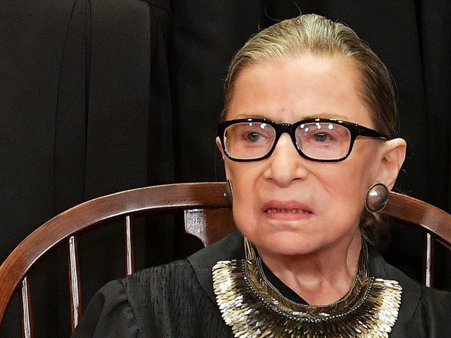 Justice Ginsburg places hold on Democrats' subpoenas seeking President Trump's financials
