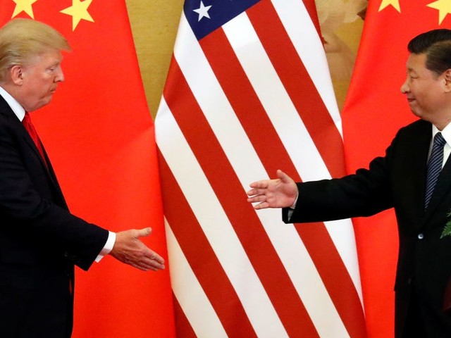 Trump's signing of a Hong Kong human rights bill reportedly slashed efforts towards a China trade deal