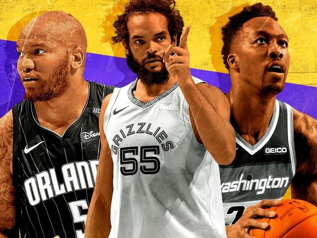 Which Old Center Is the Best Fit for the Lakers?