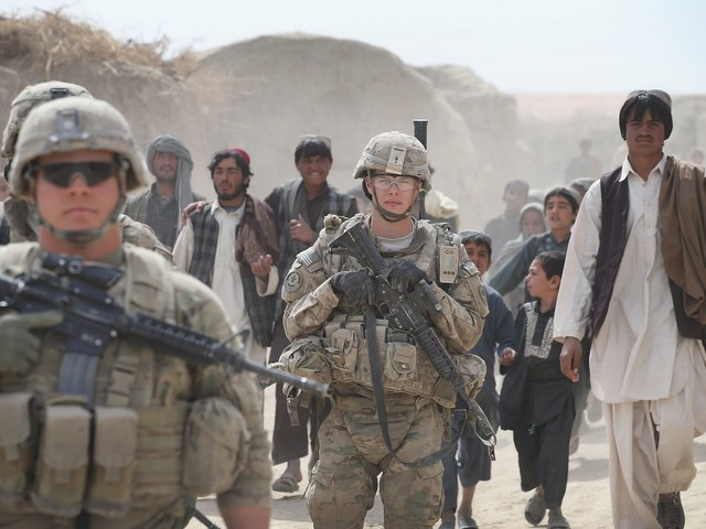 'Truth was rarely welcome': US officials held bleak view of war in Afghanistan, documents reveal