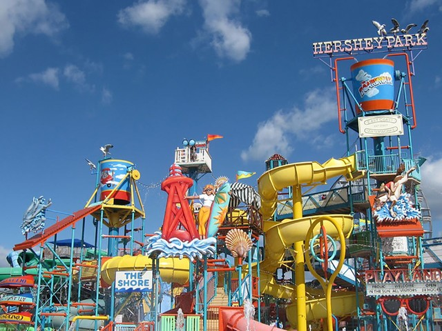 New Jersey Woman Sues Hersheypark After Falling During Photo Op