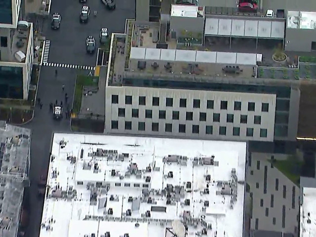 Sunset Bronson Studios in Hollywood evacuated amid reports of man with a gun