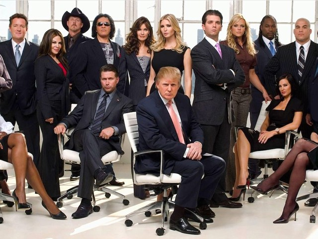 Inside the Beltway: President Trump, the 'Hollywood icon'