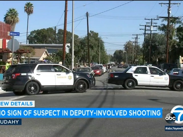 Search continues for man accused of opening fire on deputies in Cudahy