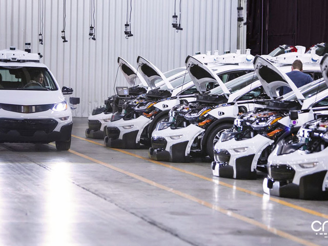 GM's Robo-Taxi Ride-Sharing Plans Hit A Hurdle