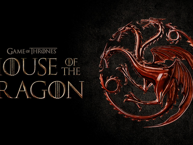 Matt Smith dons super blonde Targaryen wig in official House Of The Dragon images