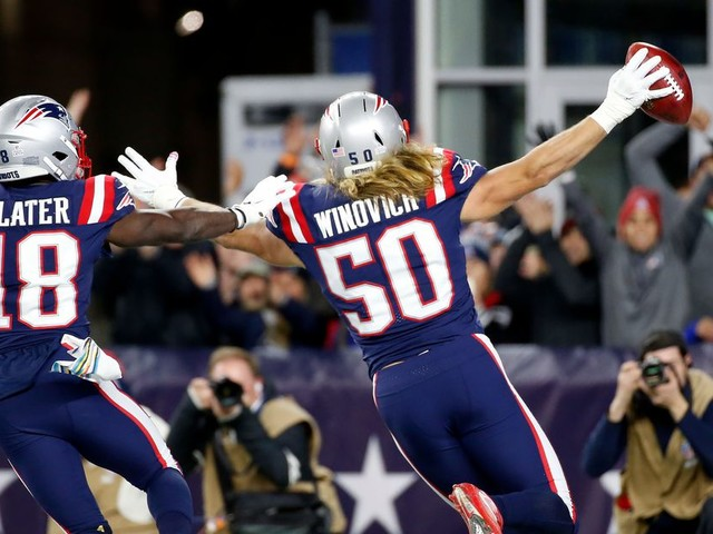 The Patriots' D/ST Is Breaking Fantasy Football
