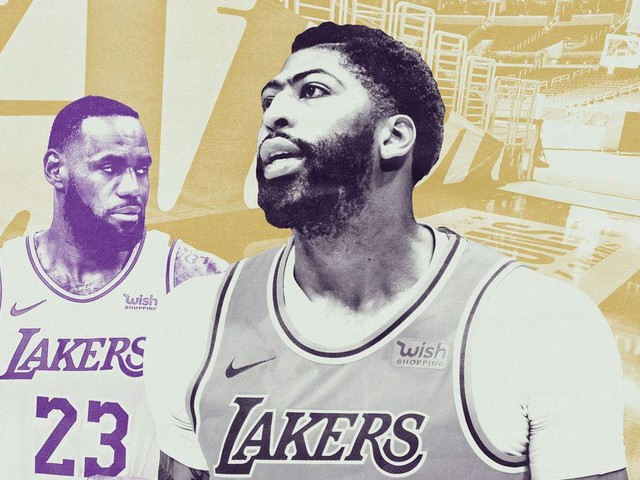 Anthony Davis's Injury Is the Biggest Threat to the Lakers' Repeat Chances