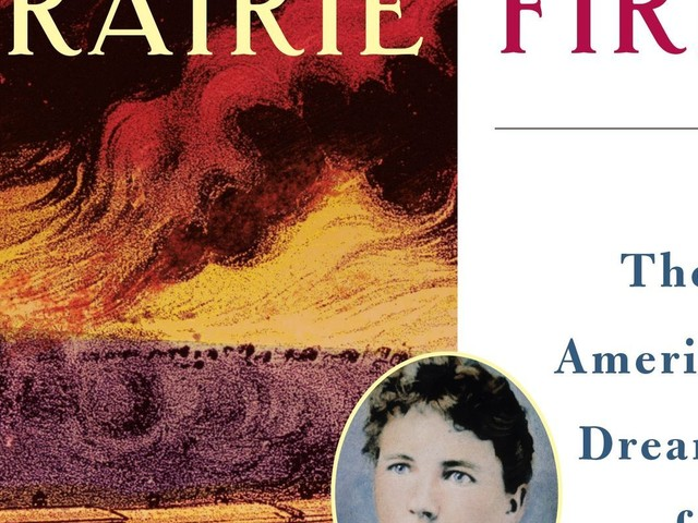 New bio is a searing portrait of 'Little House on the Prairie' author Laura Ingalls Wilder